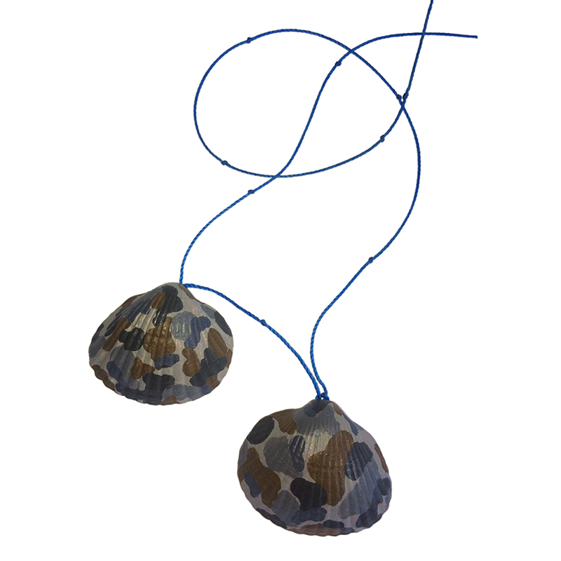 Muschelkette // Necklaces
