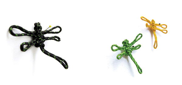 jeannette jansen jewellery, libelle broche, dragonfly brooches, chinese knots,