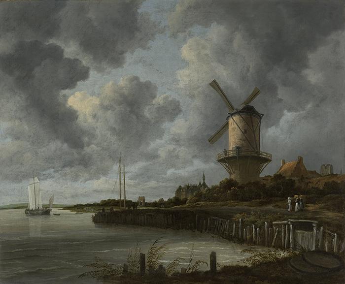 Jacob Isaacksz. van Ruisdael, Rijksmuseum Amsterdam