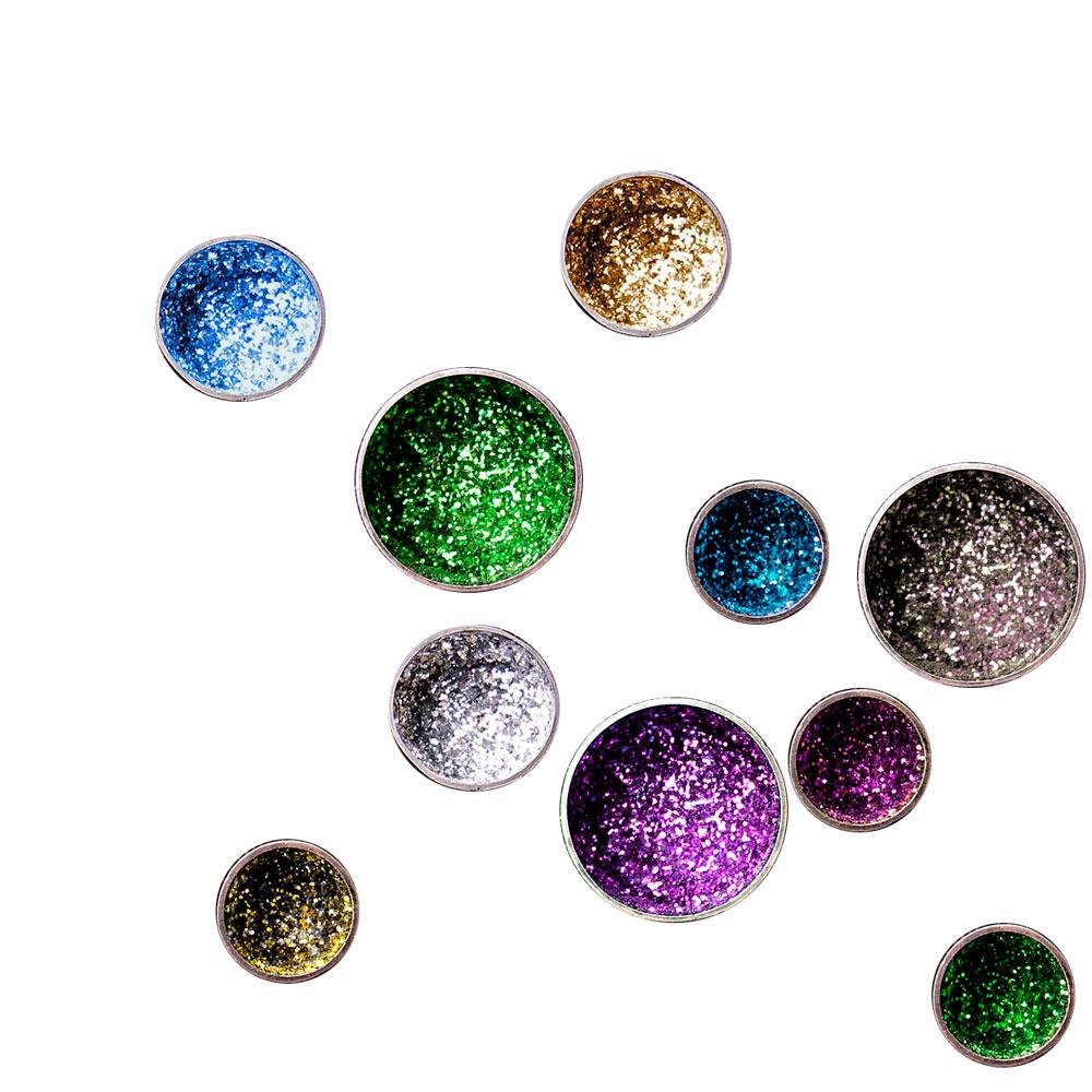 Glitter // Brooches